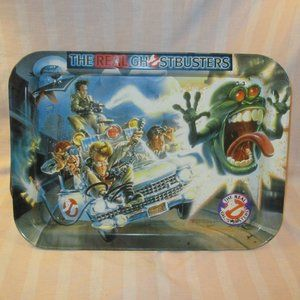 Vintage 1986 Ghostbusters Tv Tray